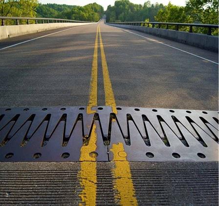 درز انبساط پل