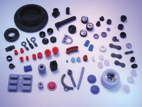 تولید قطعات سیلیکونی